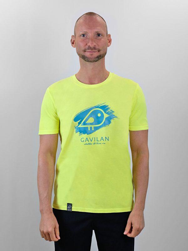 Camiseta Brush Yellow