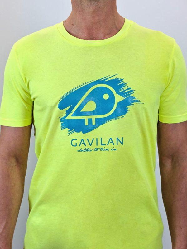 Camiseta Brush Yellow3