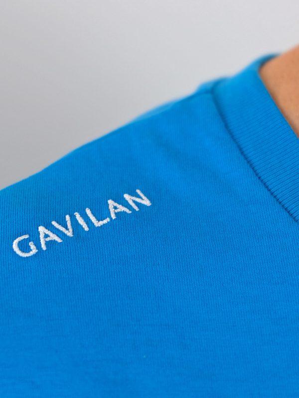 Camiseta bird blue3