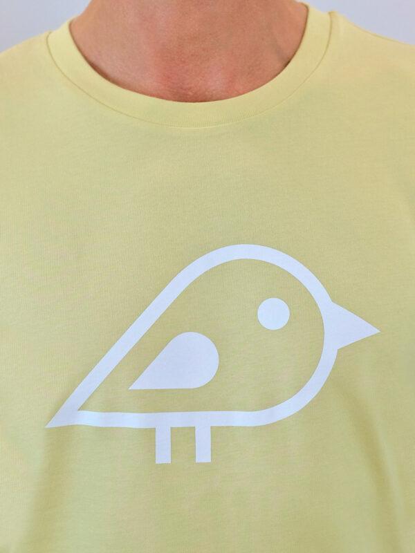 Camiseta bird yellow2 2