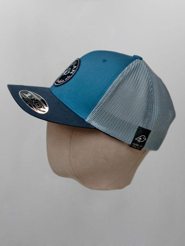 Cap blue grey1