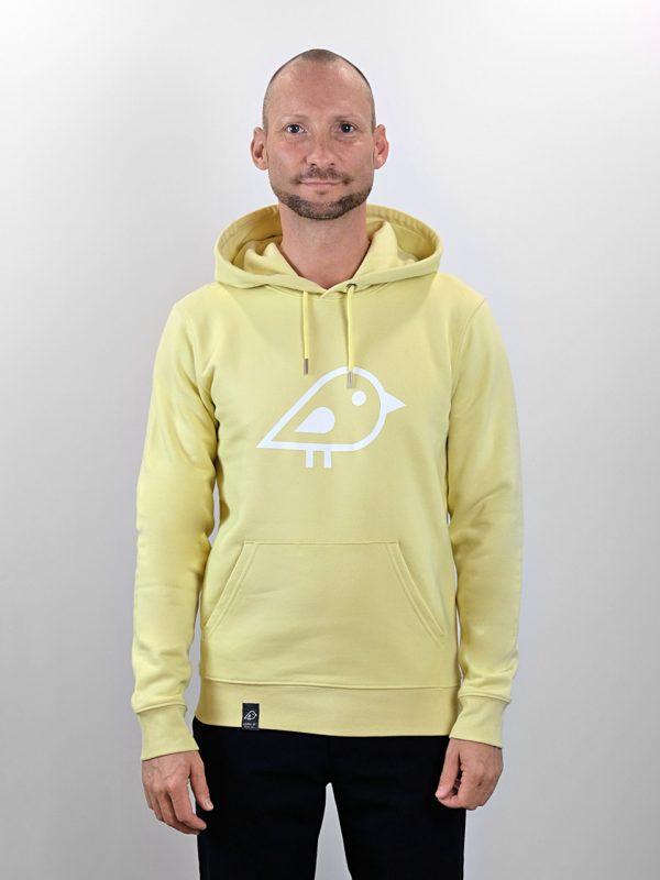 Hoodie yellow
