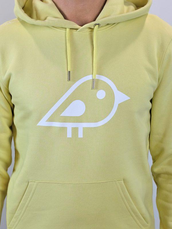 Hoodie yellow2