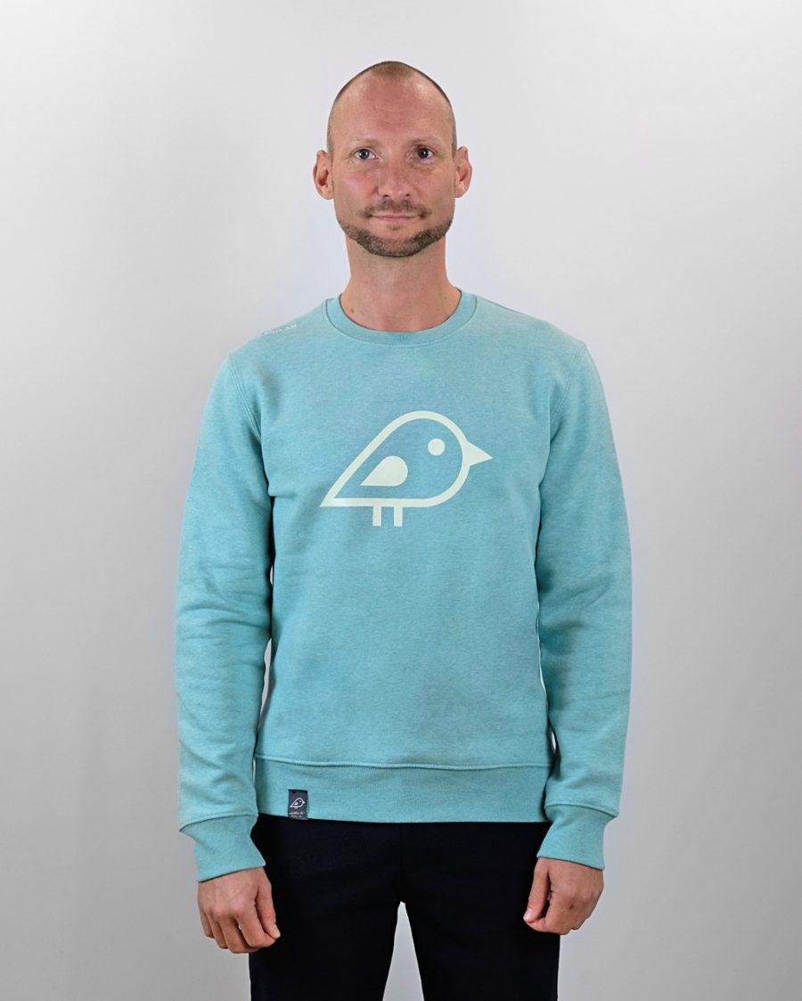 Sweater Turquesa